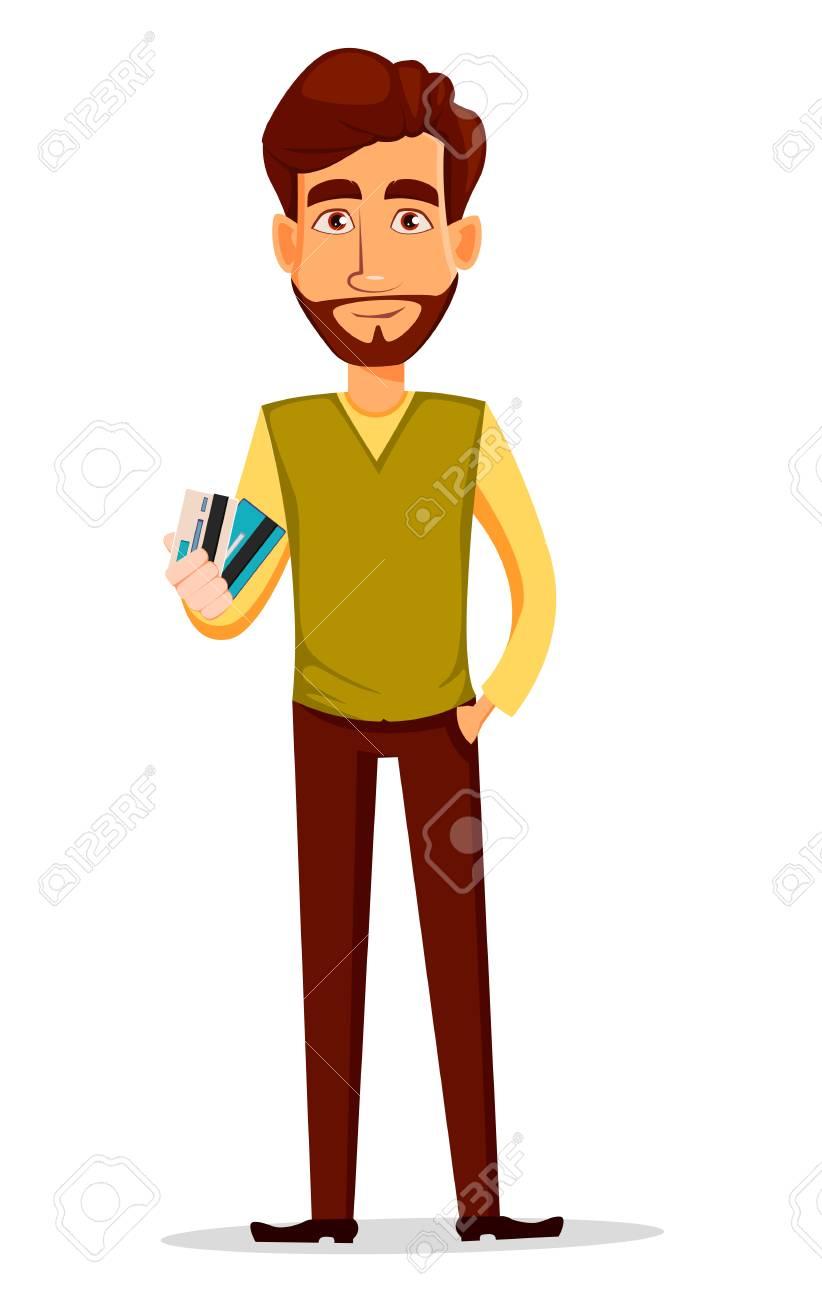 88719400f14 Business Man With Beard