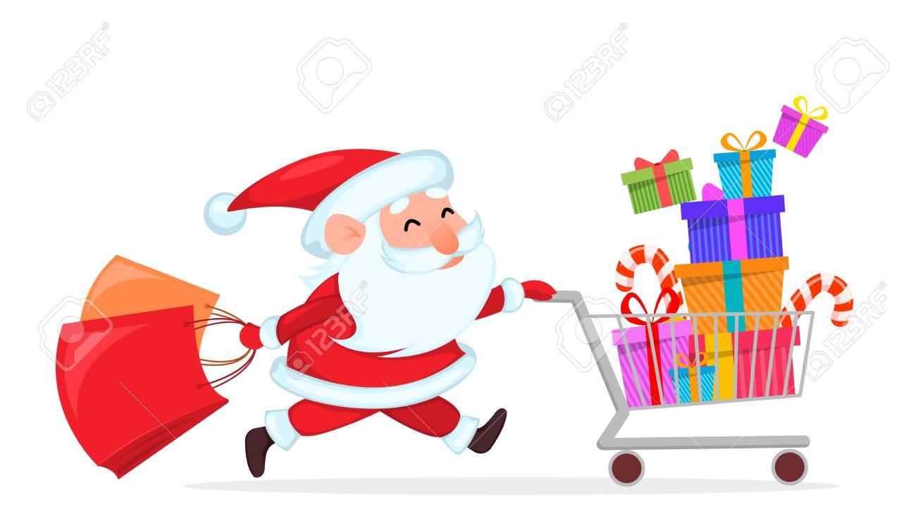 Santa Claus, Santa Clipart, Creative, Cartoon PNG Transparent Clipart Image  and PSD File for Free Download | Santa claus images, Xmas clip art, Christmas  clipart