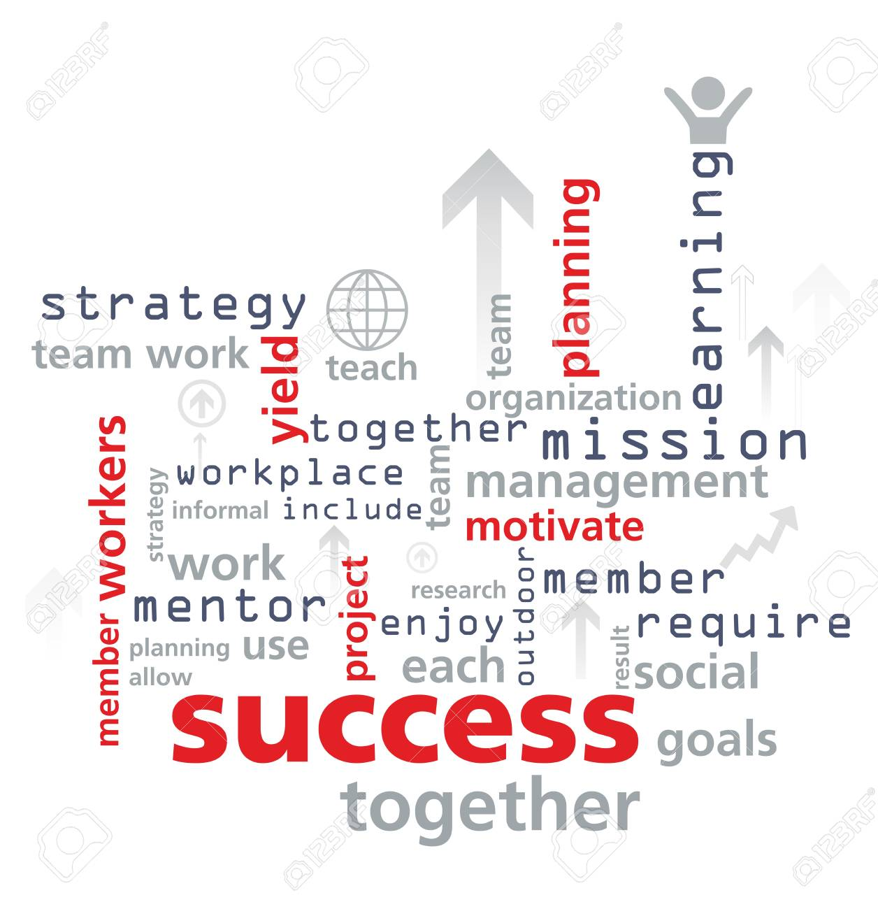 Success Stock Vector - 21448927
