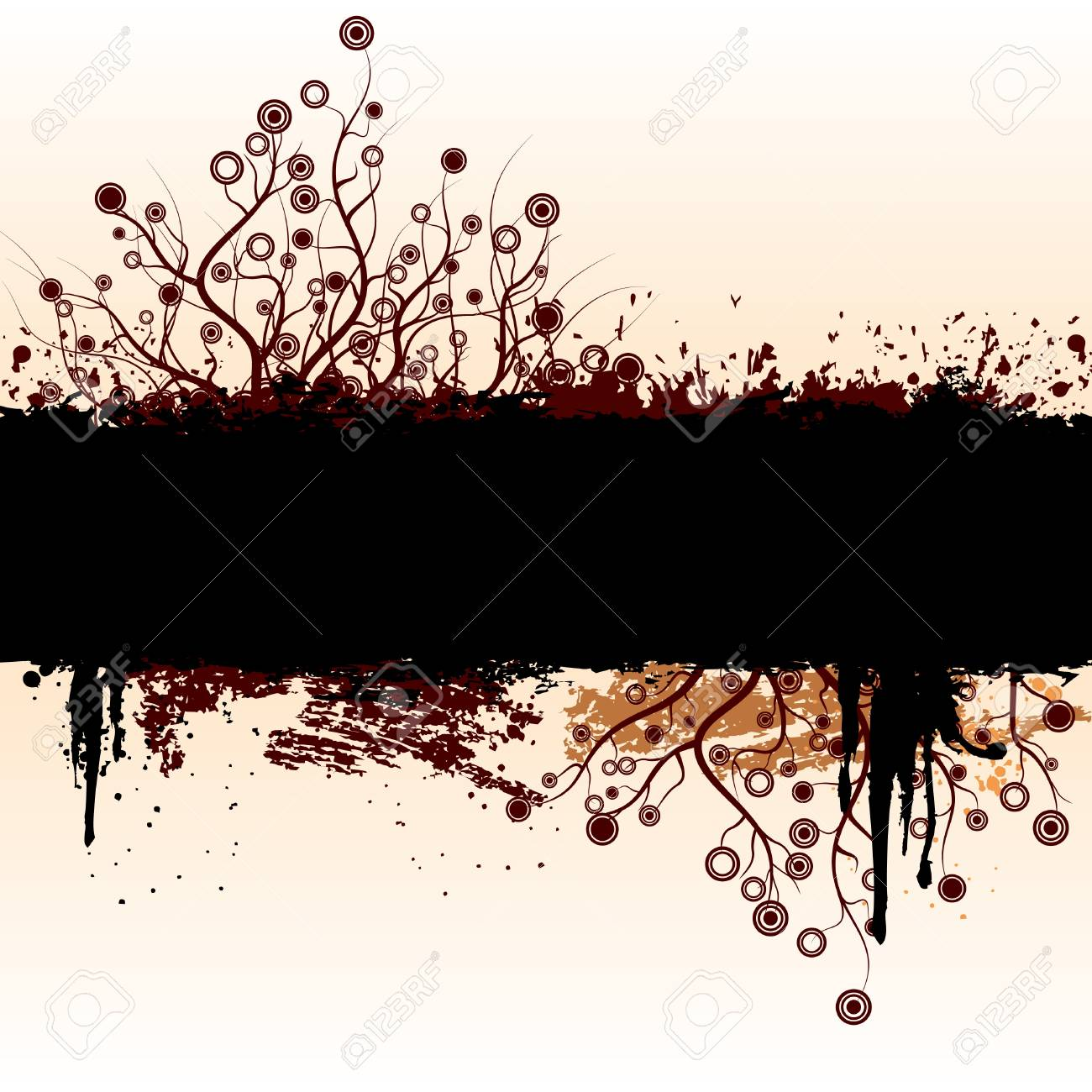 Grunge background Stock Vector - 13335278