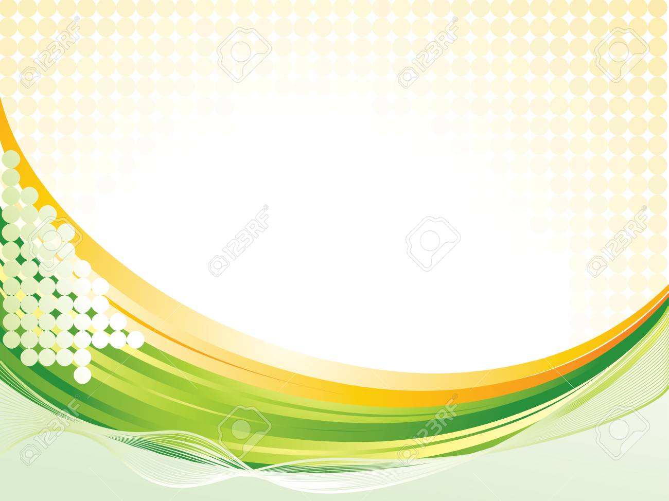 Wave pattern background Stock Vector - 14846358