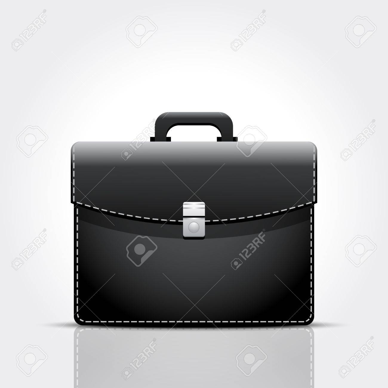 Brief case Stock Vector - 17181813
