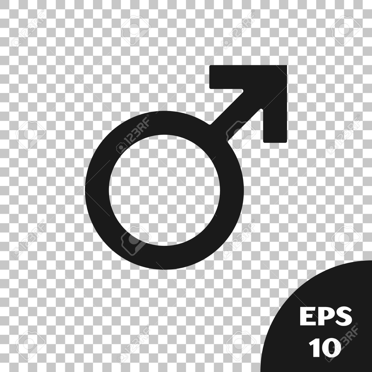 black male gender symbol icon isolated on transparent background royalty free cliparts vectors and stock illustration image 128591938 black male gender symbol icon isolated on transparent background
