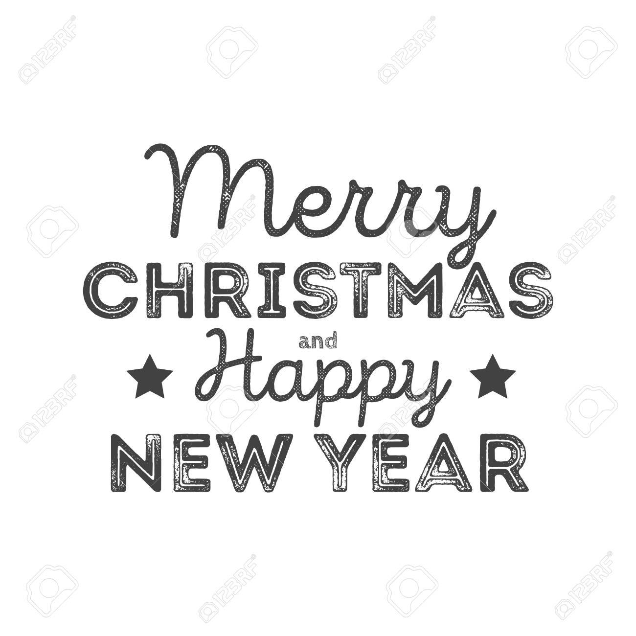 merry christmas and happy new year lettering holiday calligraphy royalty free cliparts vectors and stock illustration image 67946809 merry christmas and happy new year lettering holiday calligraphy