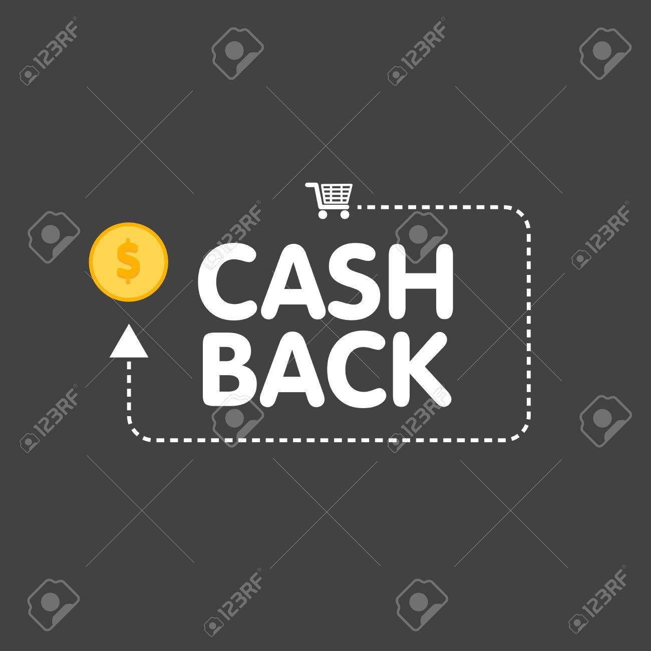 cashback concept logo vector illustration coins and arrow royalty free cliparts vectors and stock illustration image 75188570 cashback concept logo vector illustration coins and arrow