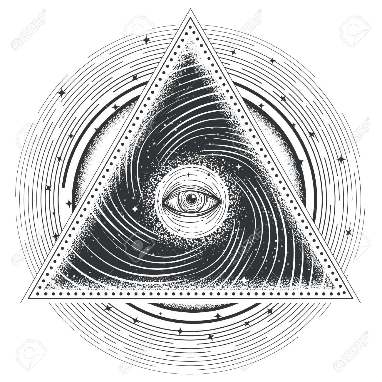Ojo que todo lo ve illuminati