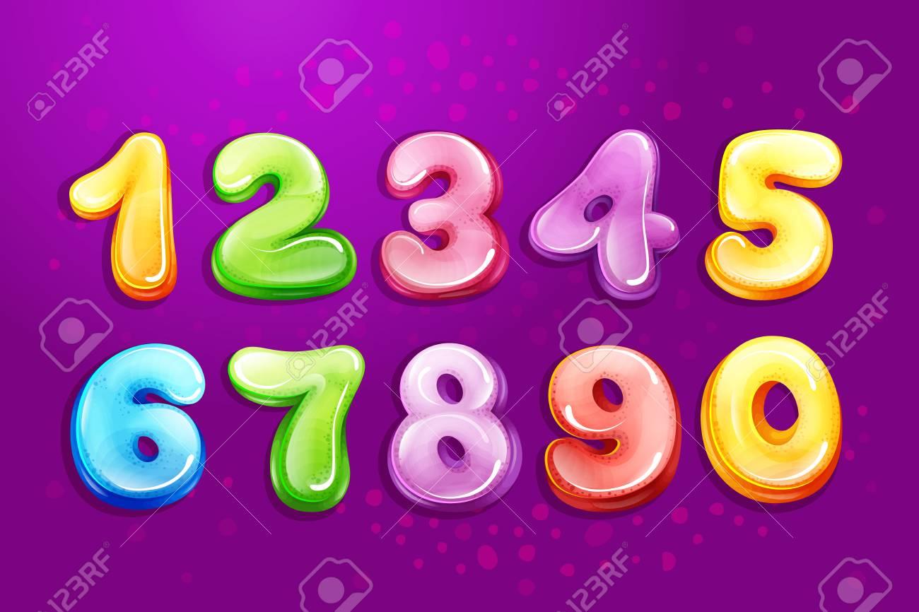 number templates for preschool