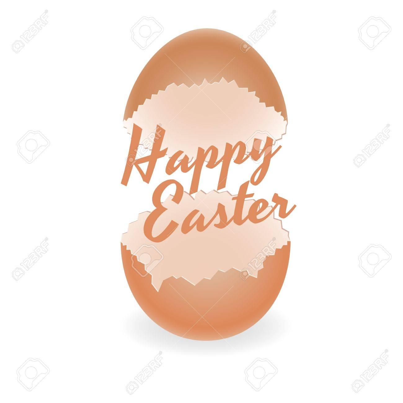 Broken Egg Shell Royalty Free Cliparts, Vectors, And Stock ...