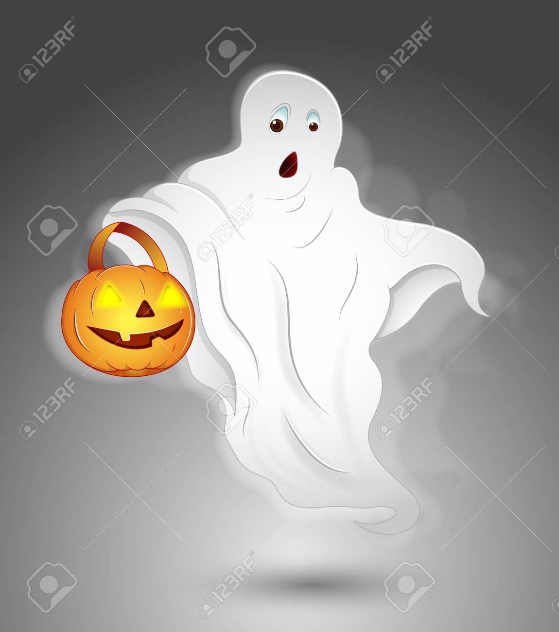 Ghost Stock Vector - 13249655