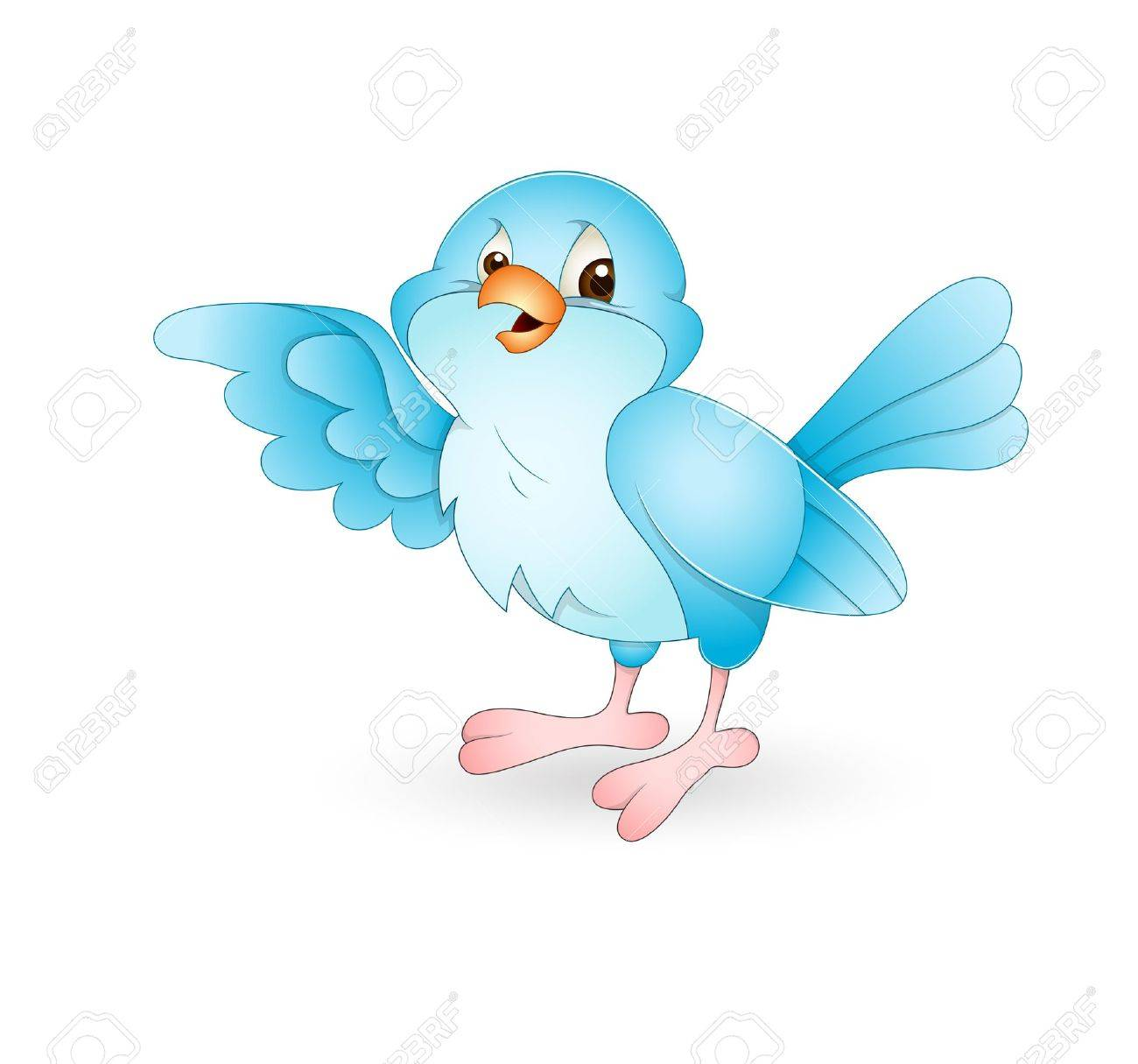 Bird Stock Vector - 13358129