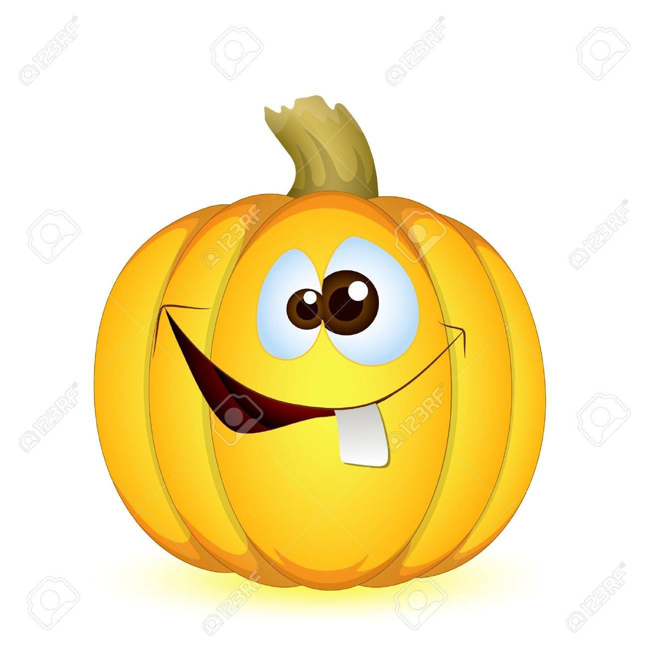 funny halloween pumpkin royalty free cliparts, vectors, and stock