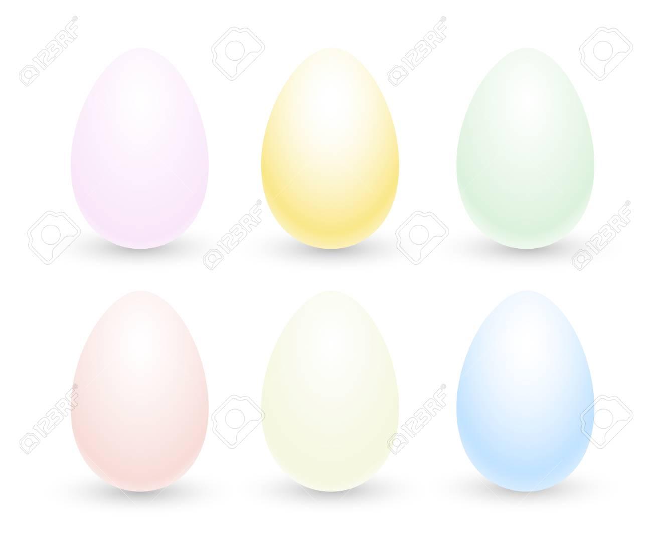 Eggs Vectors Stock Vector - 15244983