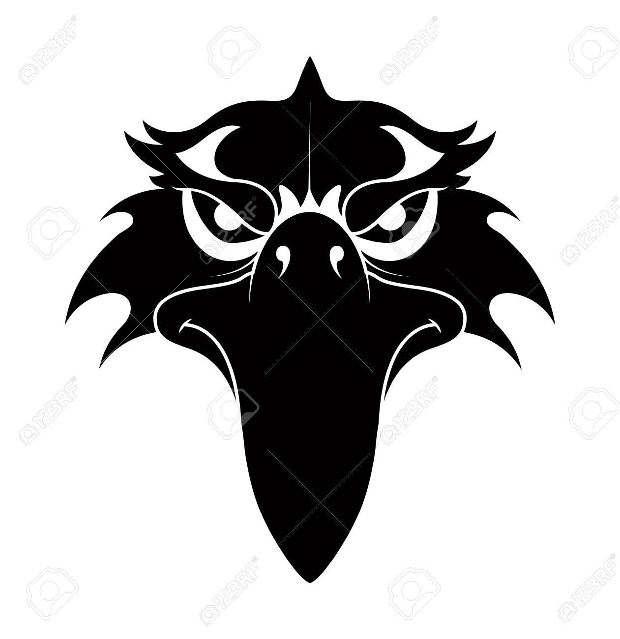 Mascot Tattoo Vector Stock Vector - 15759202