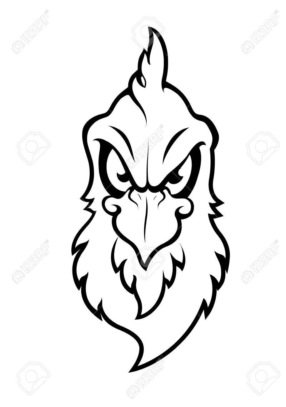 Bird Mascot Vector Character Stock Vector - 15759239