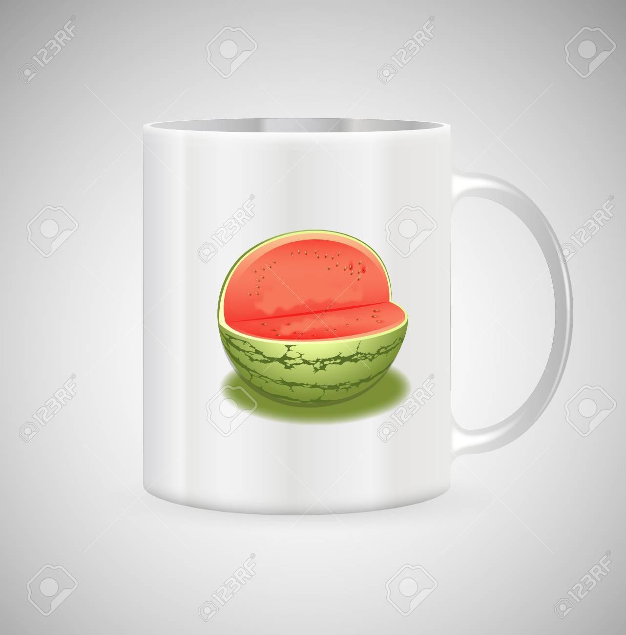 Coffee Mug Stock Vector - 16105050