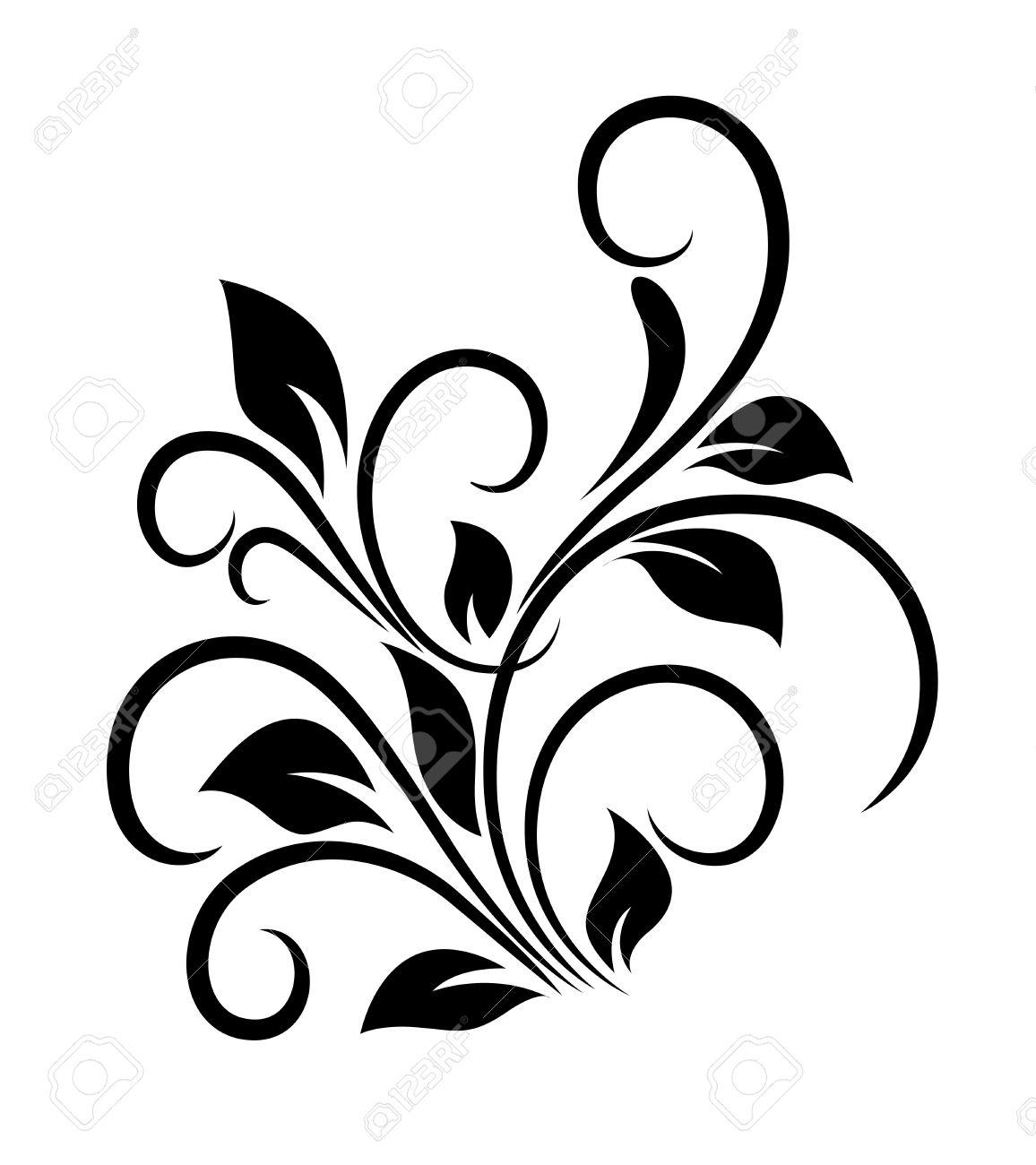 http://previews.123rf.com/images/vectorshots/vectorshots1211/vectorshots121100144/16101080-Swirl-Floral-Vector-Stock-Vector-filigree.jpg