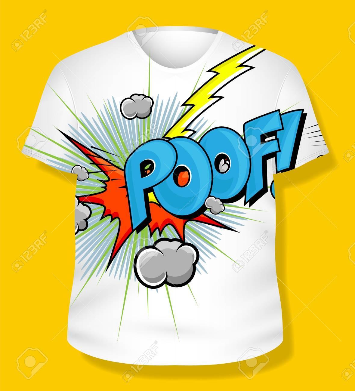 T-shirt Design Stock Vector - 19419795