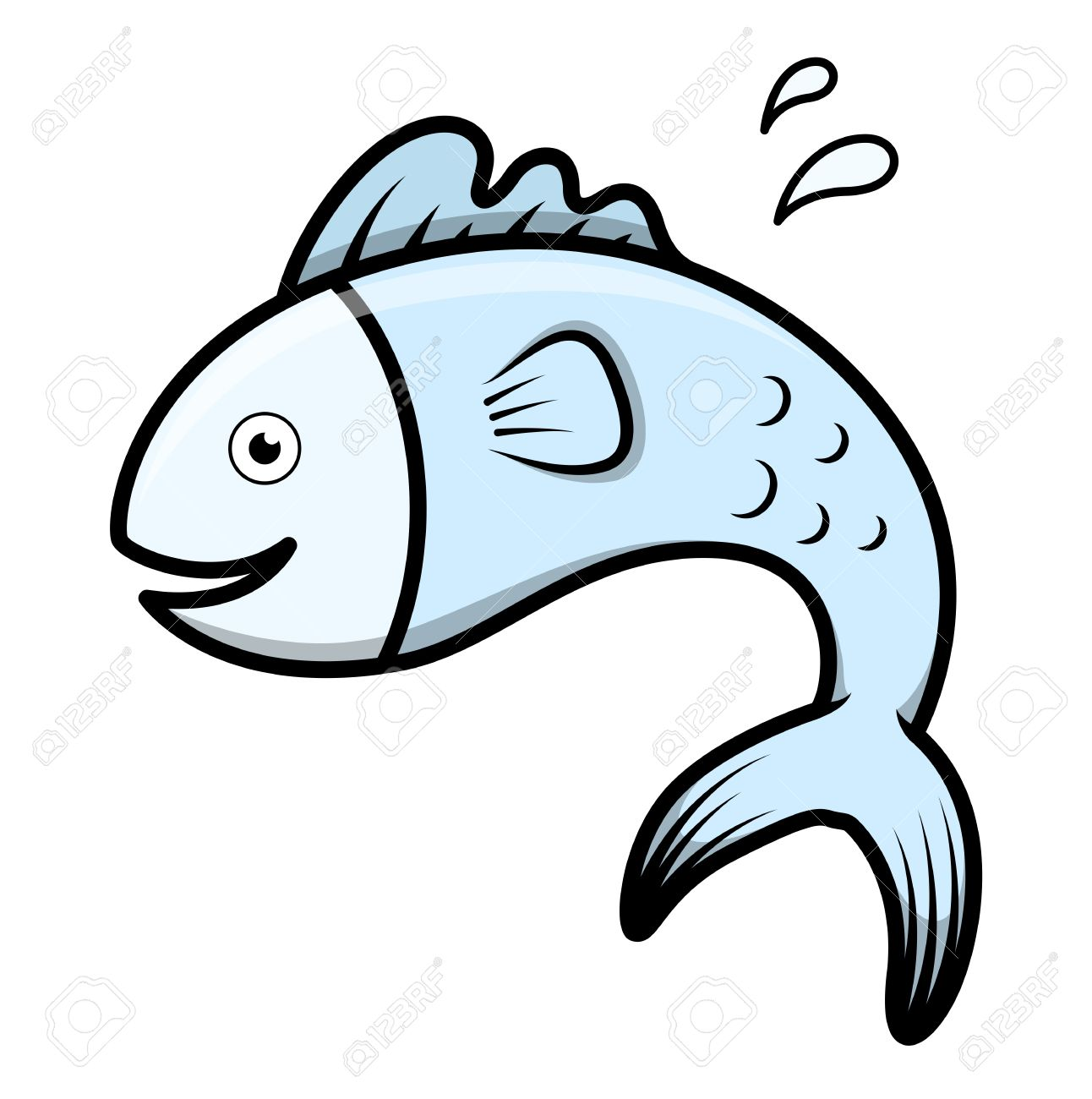 cute cartoon fish vector royalty free cliparts vectors and stock rh 123rf com fish vector graphic fish vector characters
