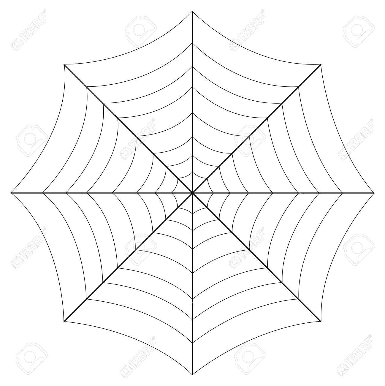 Halloween Toile D Araignée