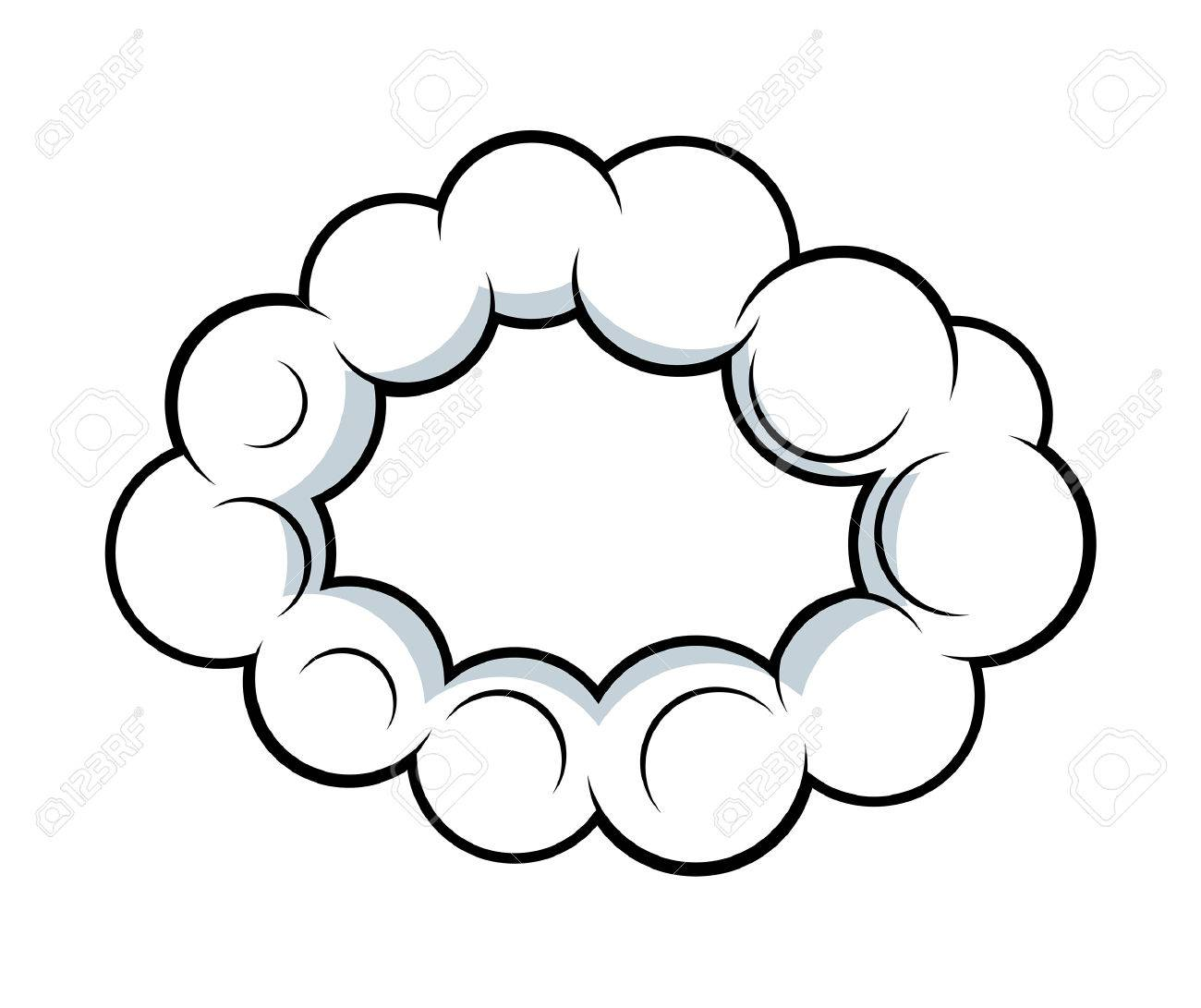 Cloud Frame Royalty Free Cliparts, Vectors, And Stock Illustration ...