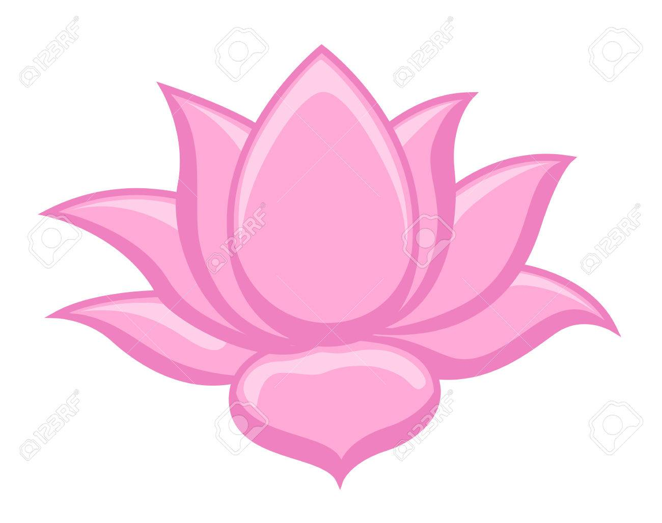 Lotus flower clipart royalty free cliparts vectors and stock lotus flower clipart stock vector 41847546 izmirmasajfo