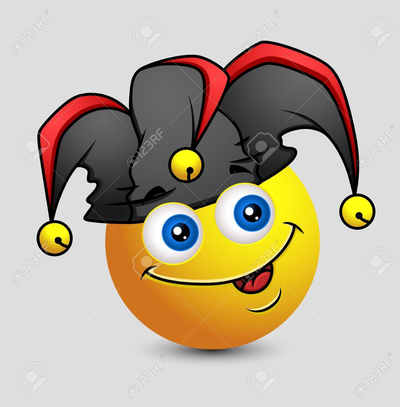 Image result for jester emoji