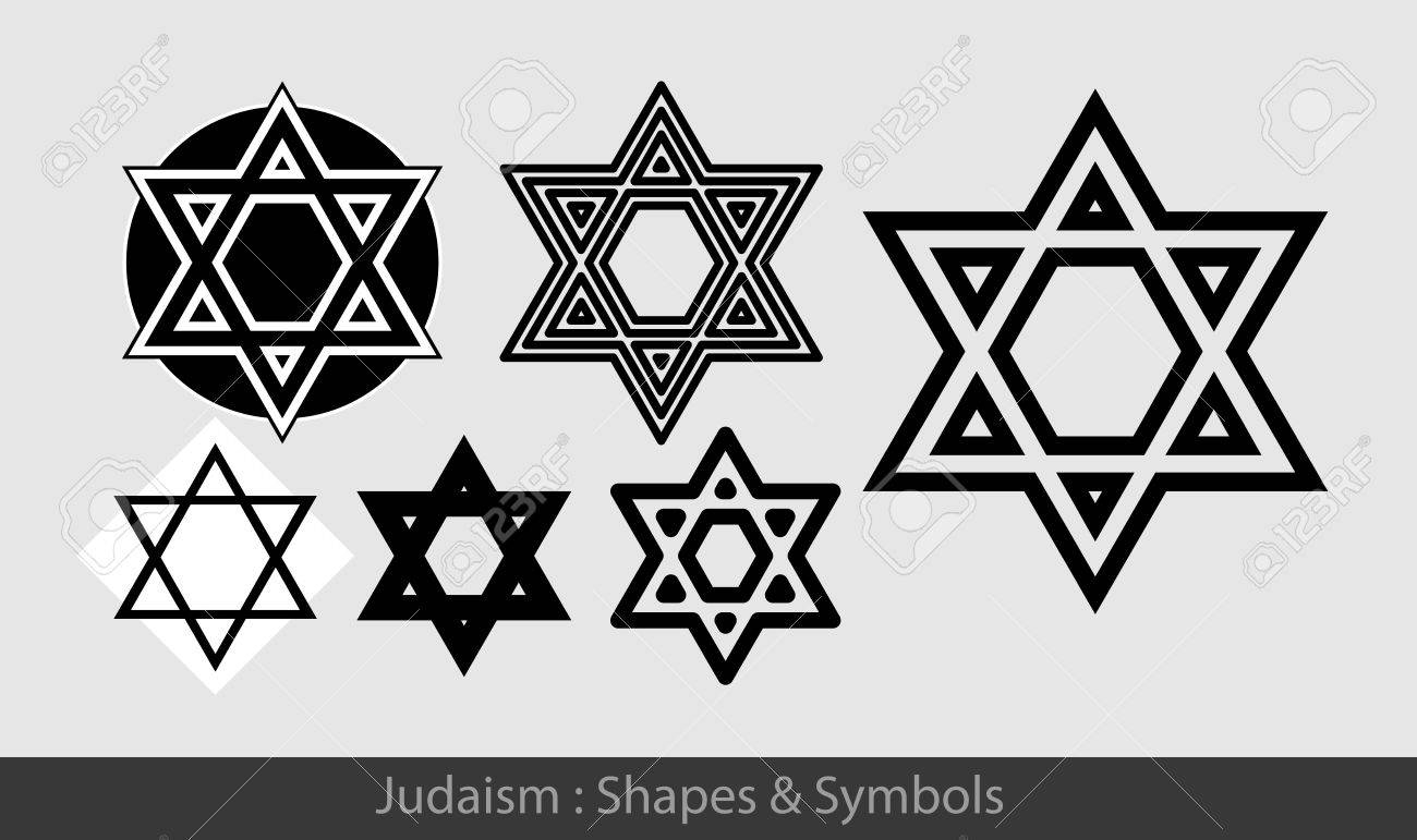 Judaism symbols royalty free cliparts vectors and stock judaism symbols stock vector 57729864 biocorpaavc Choice Image