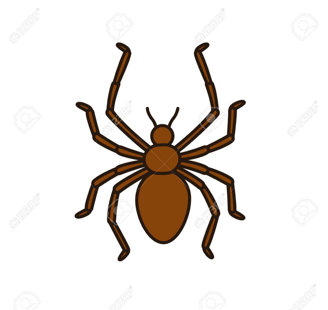 retro spider clipart royalty free cliparts vectors and stock rh 123rf com spider clipart images spider clipart black and white