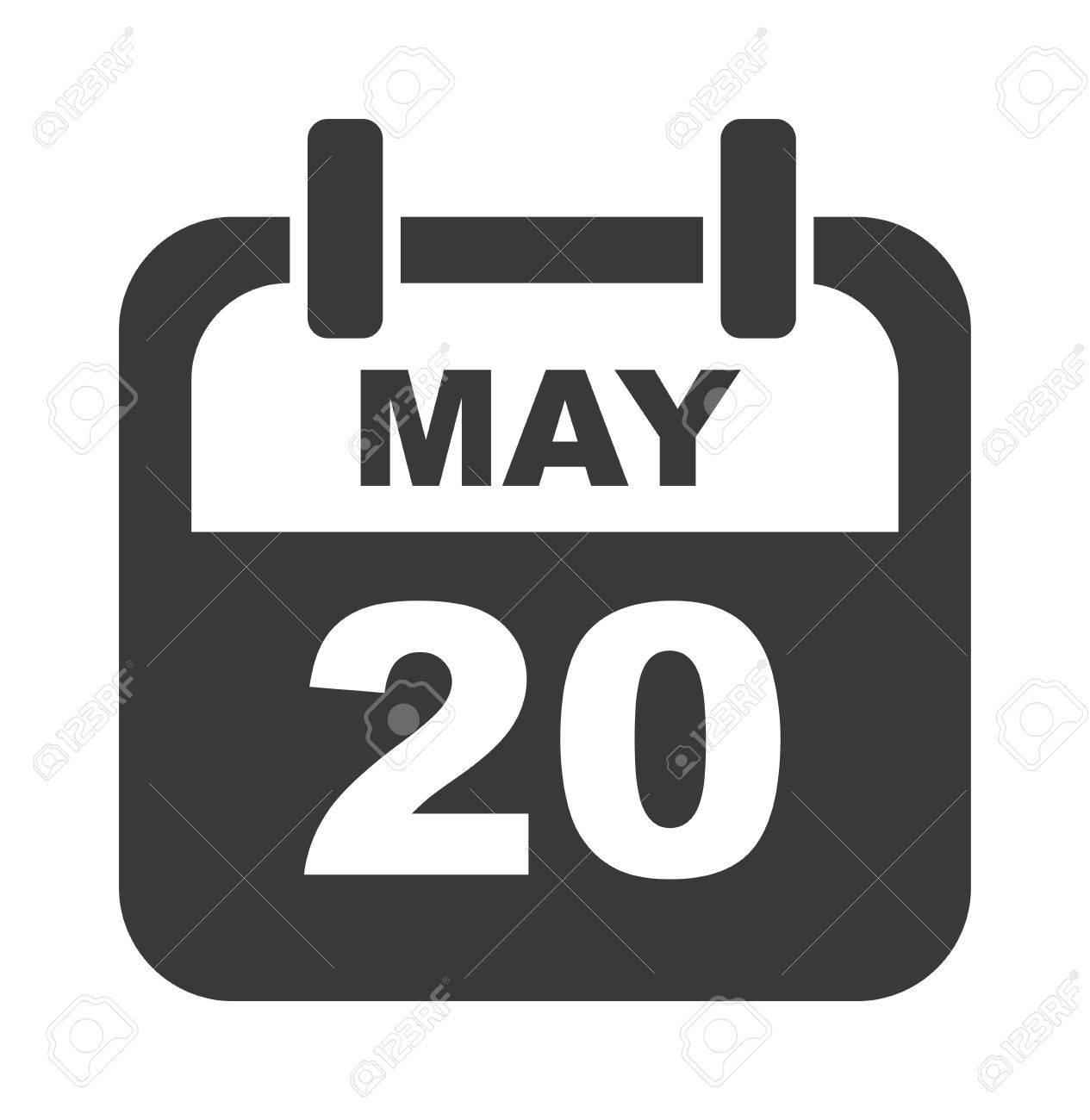 Calendario Vectorizado.Calendar Icon Vector Isolated Calendar Icon Graphic Reminder