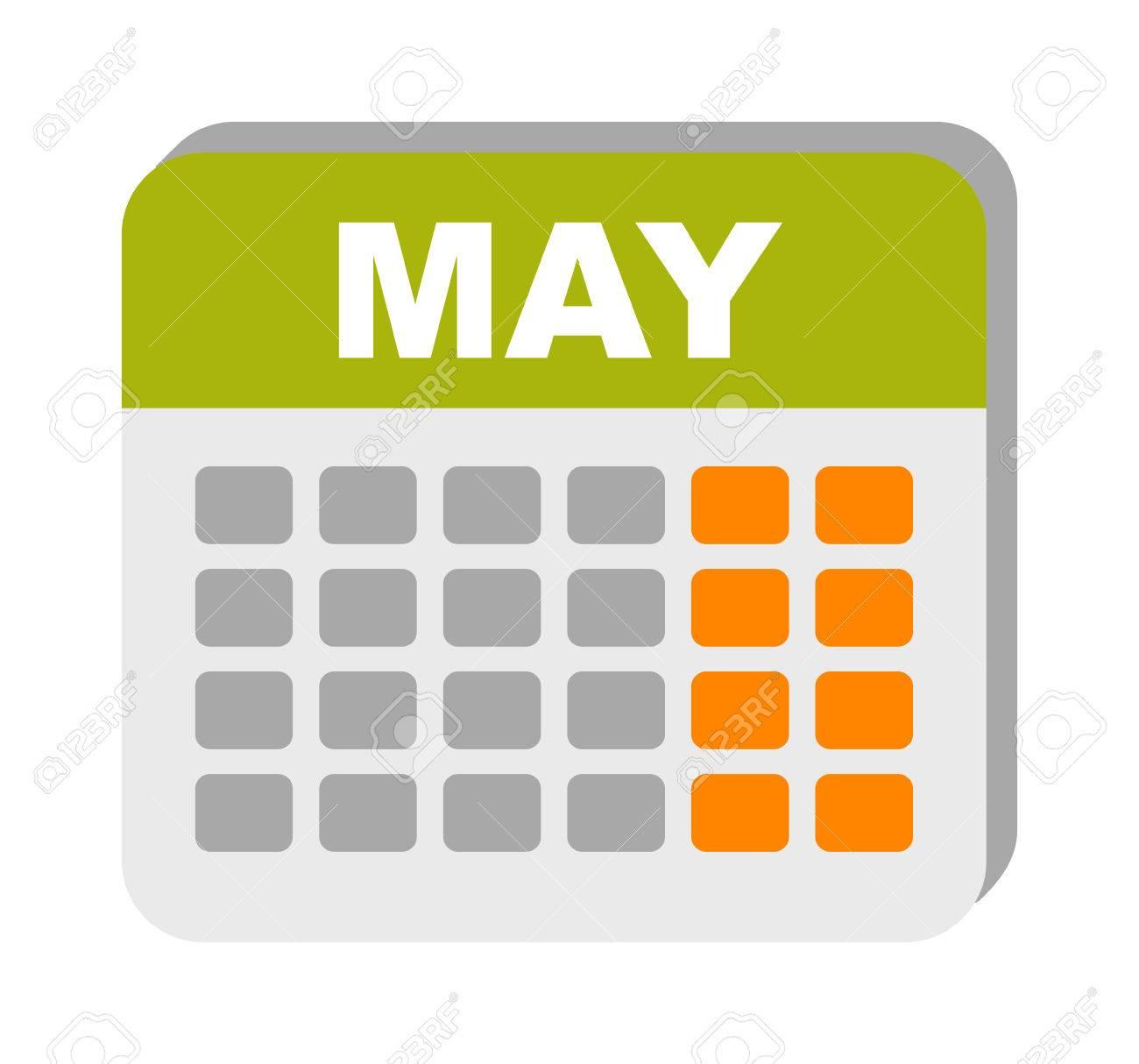 Calendario Vector.Calendar Icon Vector Isolated Calendar Icon Graphic Reminder