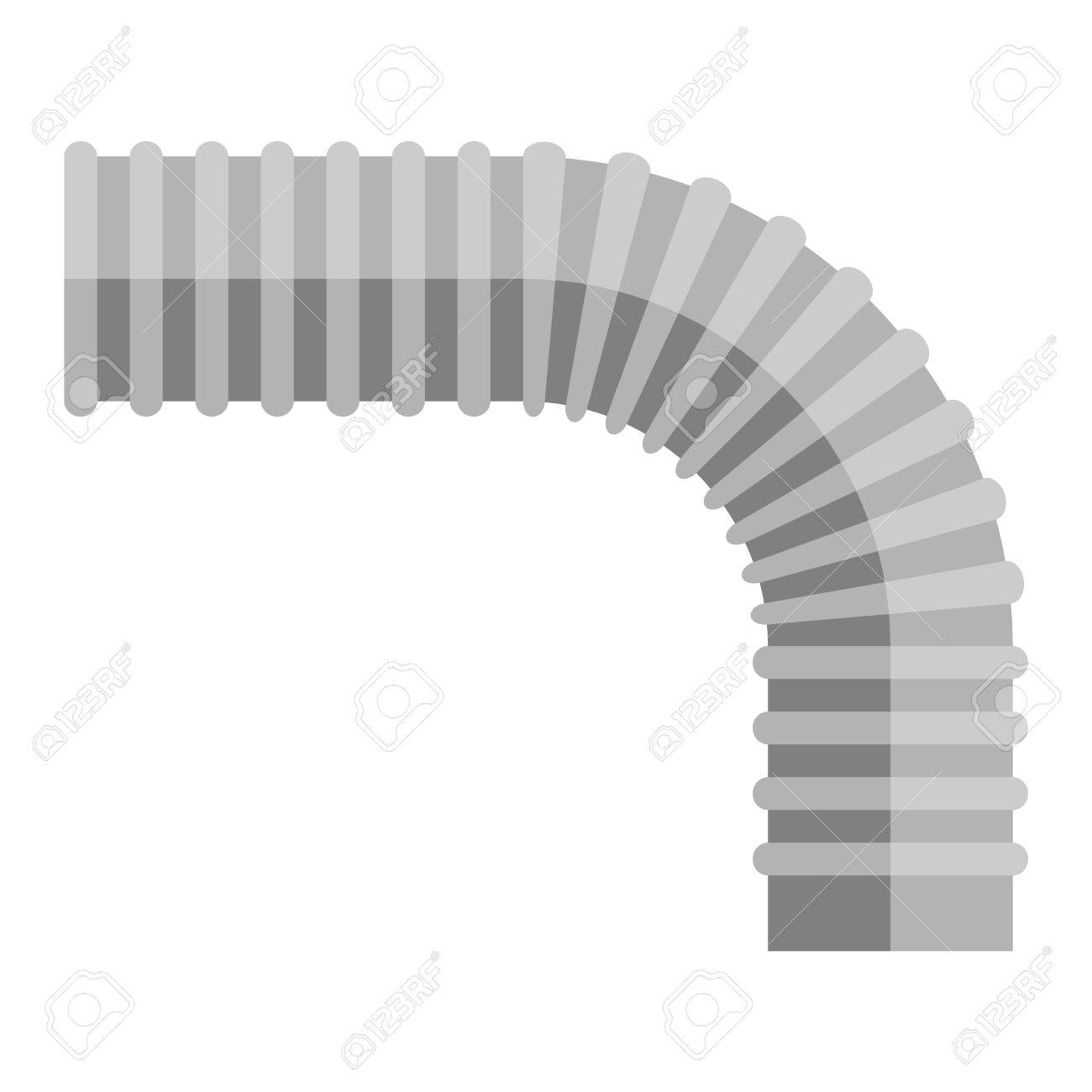 Details Water Pipes Different Types Collection Vector Set Of