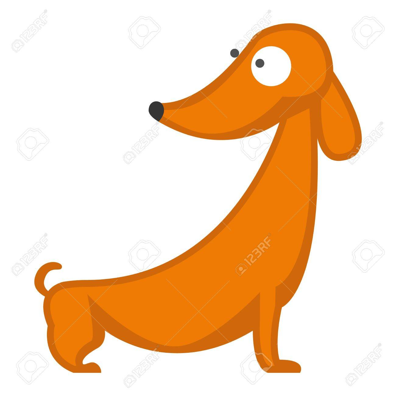 Best Cute Canine Brown Adorable Dog - 64587639-dachshund-dog-playing-purebred-breed-brown-puppy-canine-vector-cute-dachshund-dog-and-little-dachshu  Graphic_364298  .jpg