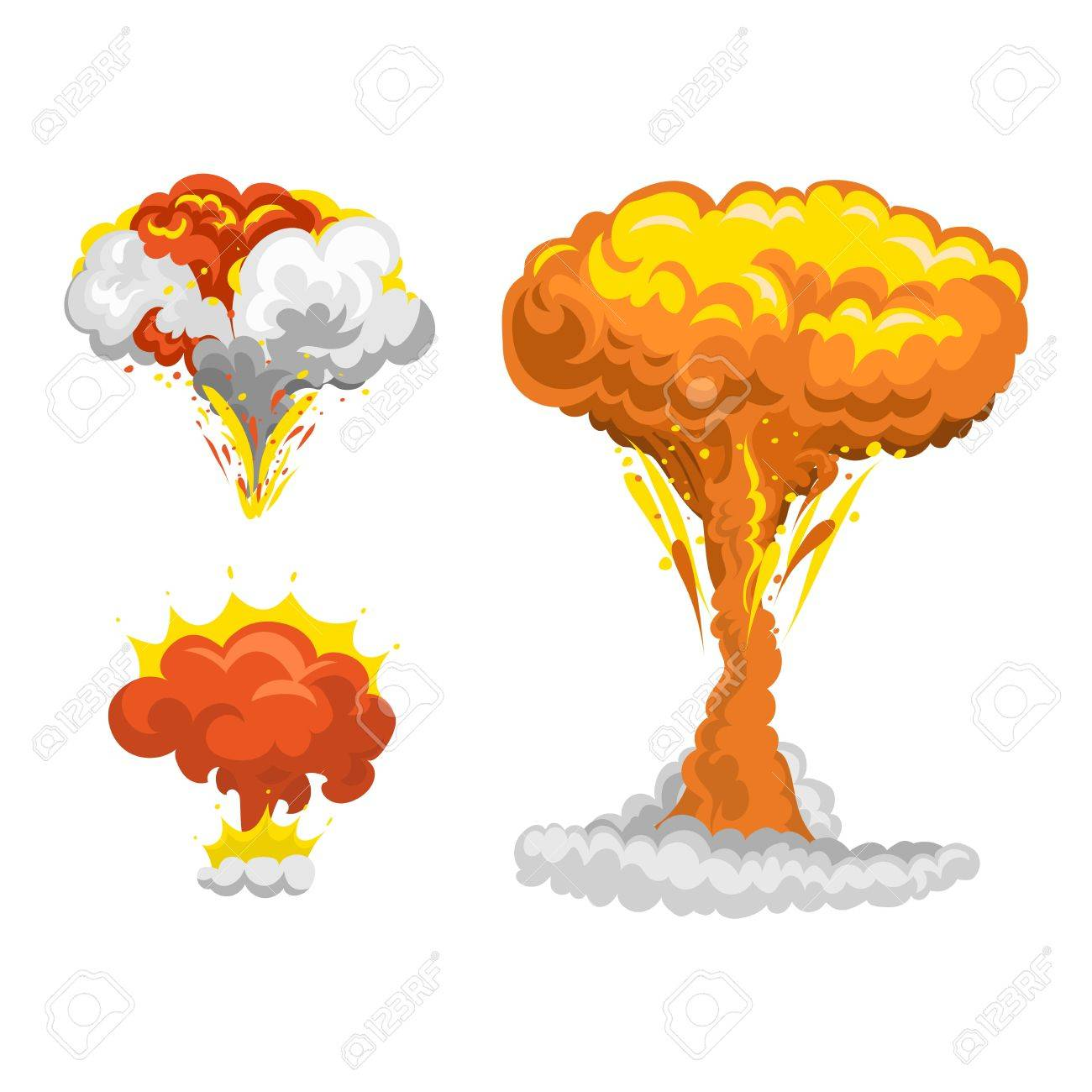 bomb explosion effect vector boom fire and strong explosion royalty free cliparts vectors and stock illustration image 64836157 bomb explosion effect vector boom fire and strong explosion