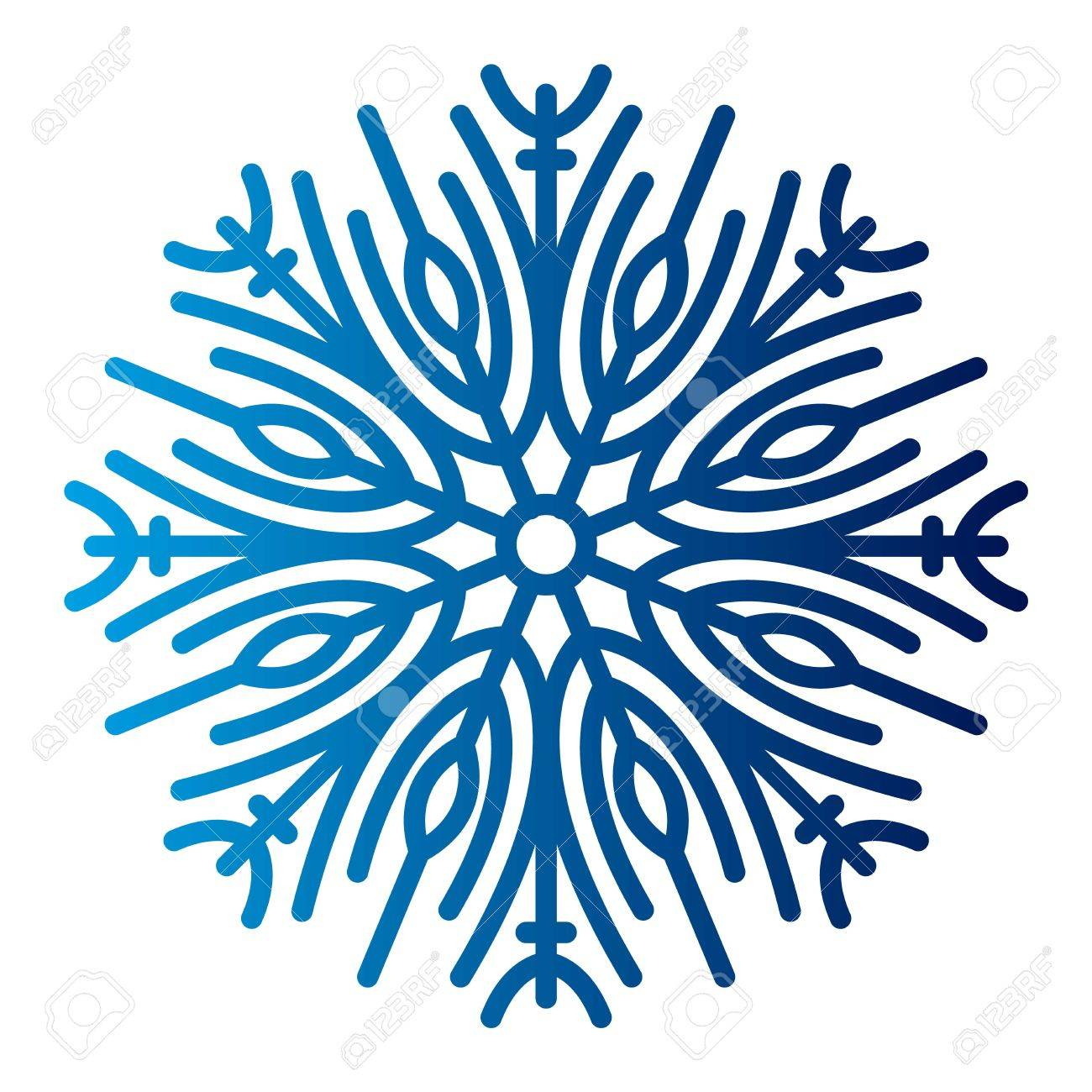 snowflake vector illustration and season nature winter sign symbol rh 123rf com snowflake vector art free snowflake background vector art free