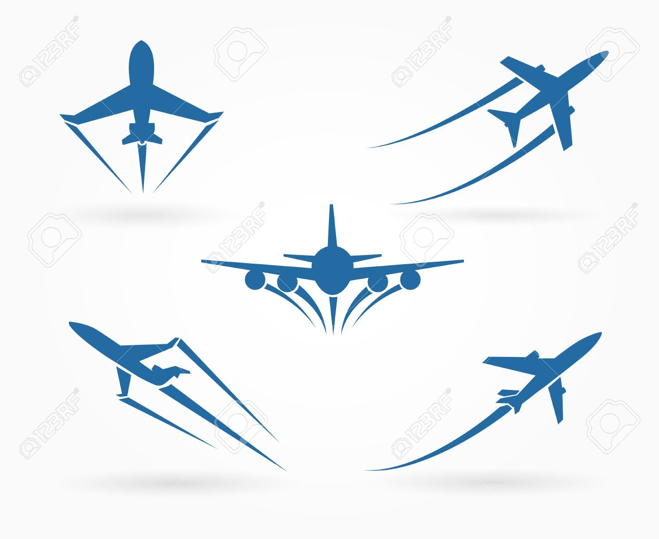 Flying up airplane icons takeoff plane symbol vector flying up airplane icons takeoff plane symbol vector illustration stock vector 53922482 buycottarizona Gallery