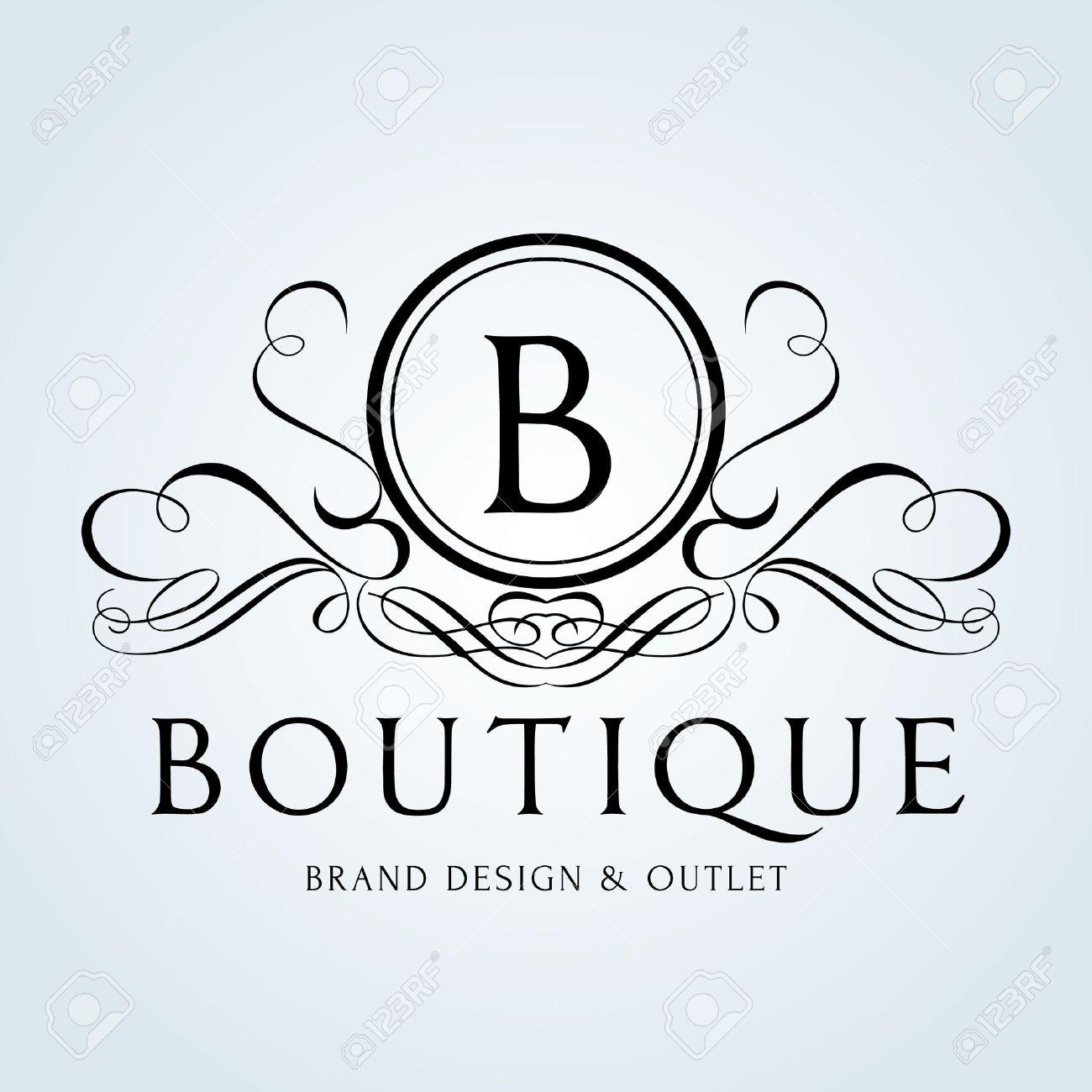 Luxury Vintage logo - 46666614