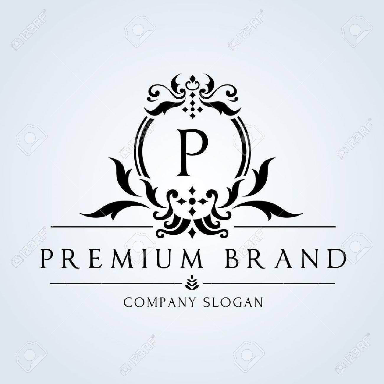 Luxury Vintage logo - 46666626