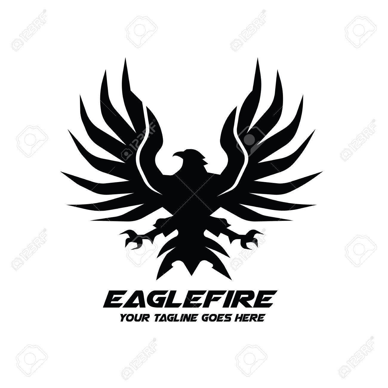 Bird ,eagle ,vector template