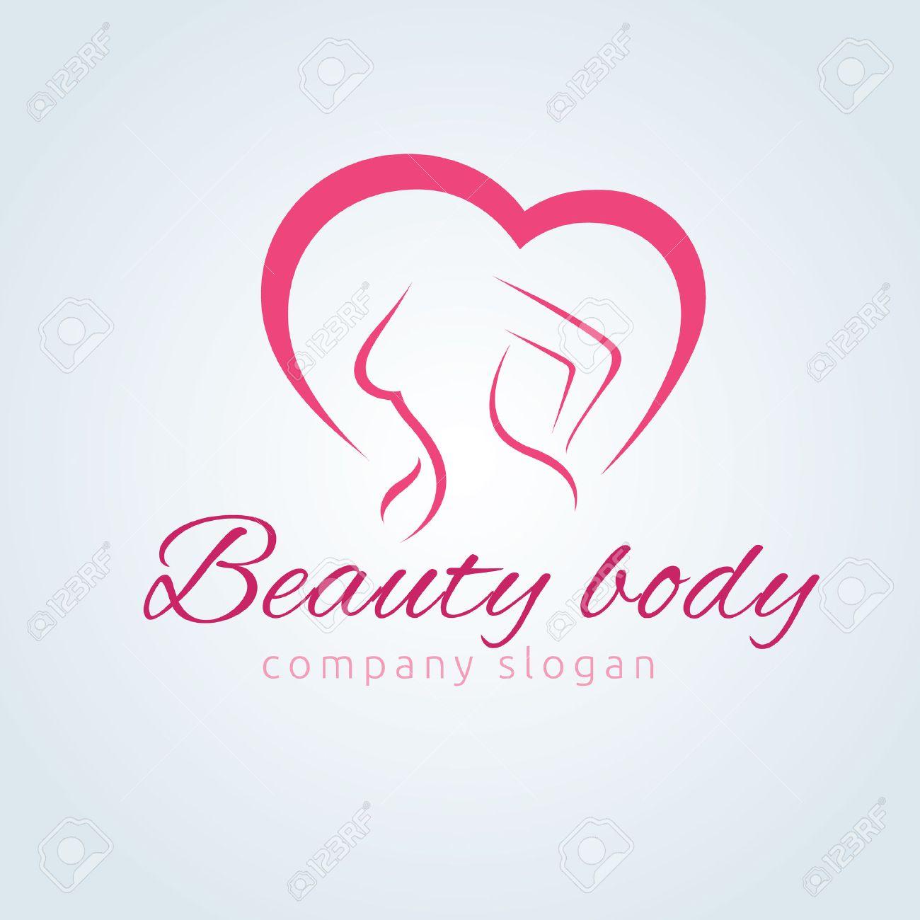 Beauty Logo Tree Logo Feminine Logo Vector Logo Template Royalty Free Cliparts Vectors And Stock Illustration Image 52550250