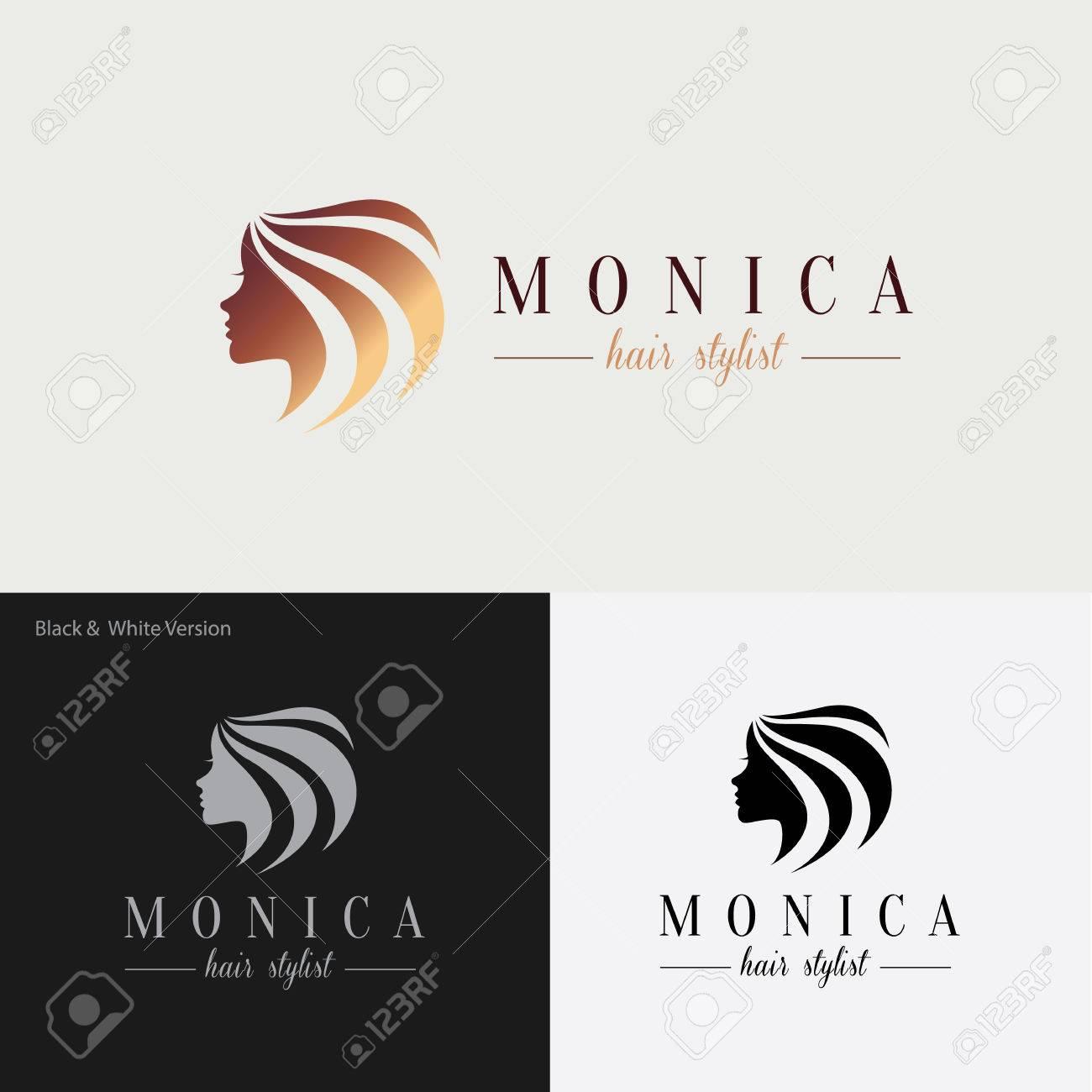 Beauty logo,tree logo,Feminine Logo,vector logo template - 52550251