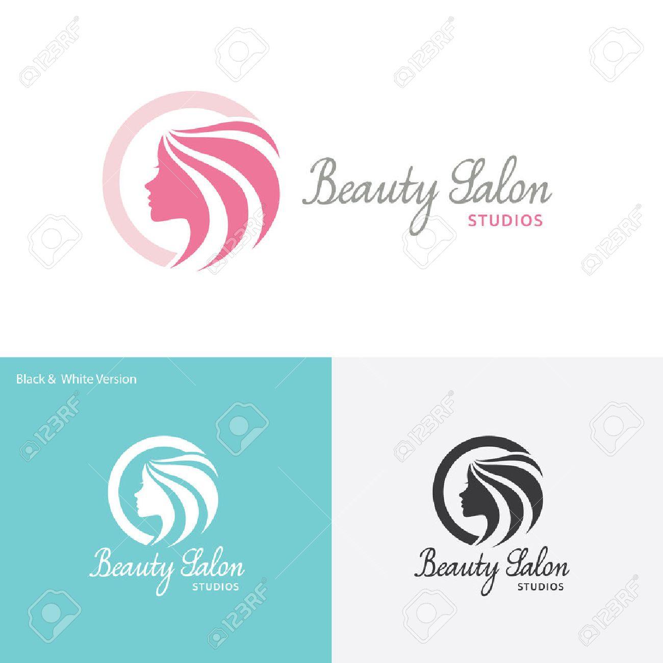 Beauty Care logo,Feminine Logo,beauty salon logo,vector logo template - 52550254