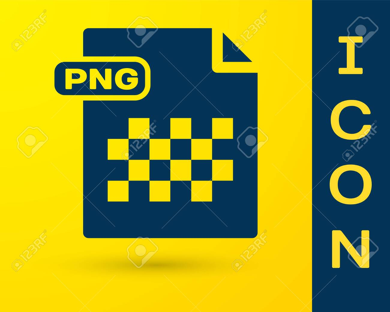 Blue Png File Document Download Png Button Icon Isolated On