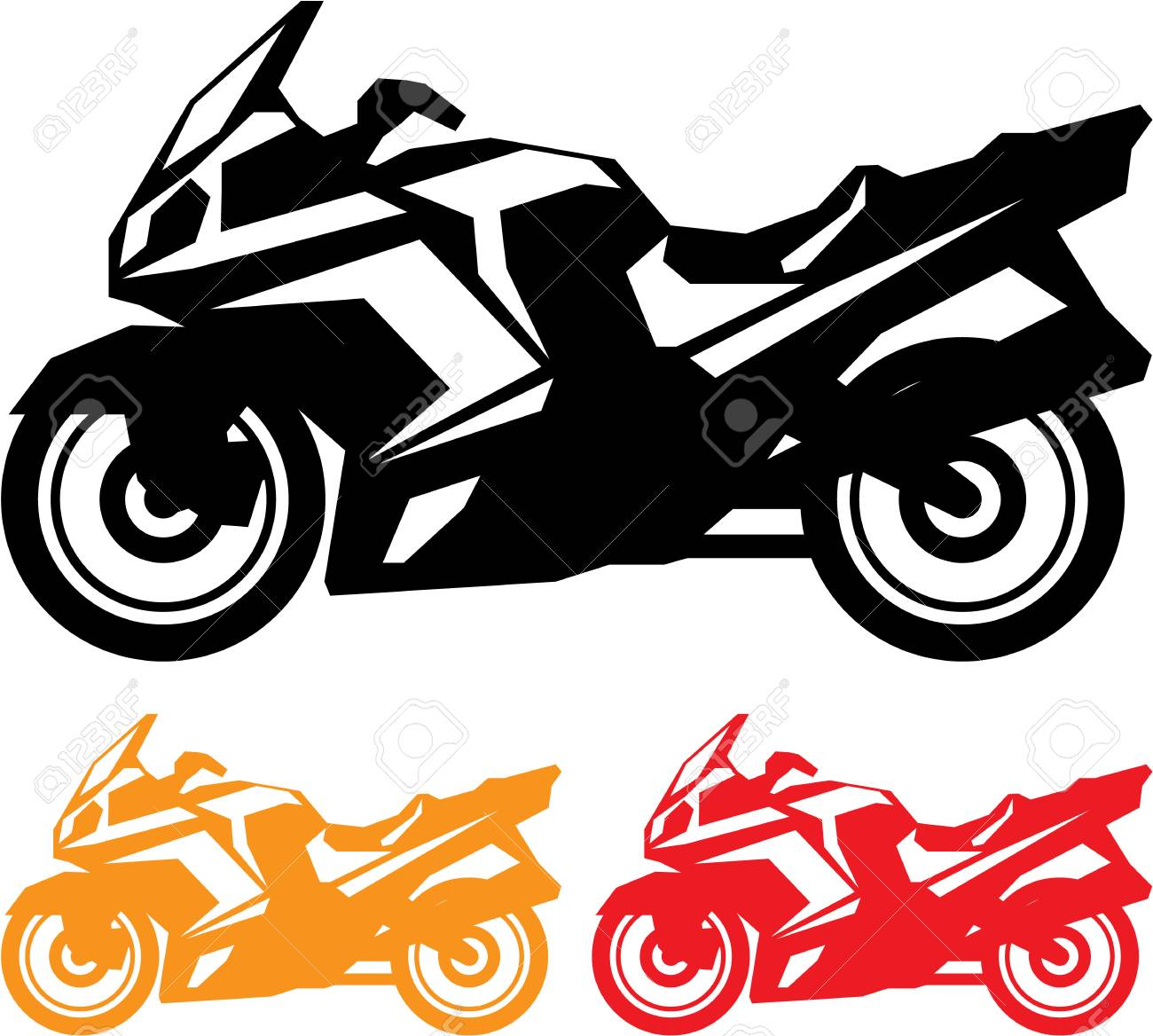 travel motorcycle vector illustration clip art image royalty free rh 123rf com motorcycle vector free motorcycle vector images