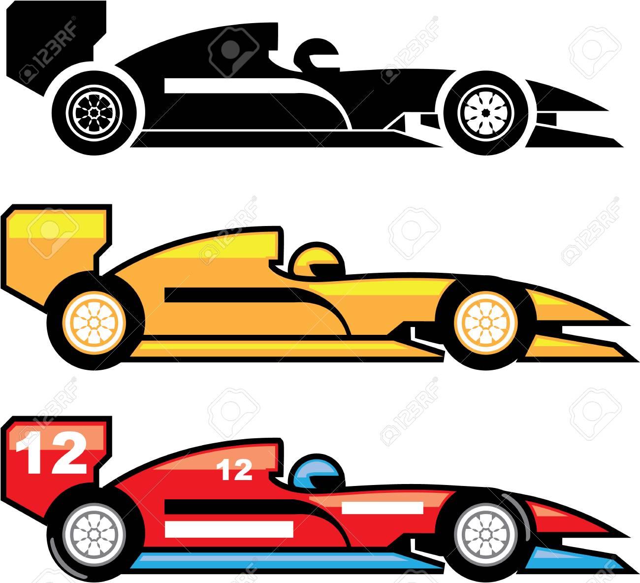 formula racing car vector illustration clip art image royalty free rh 123rf com car vector png car vector png