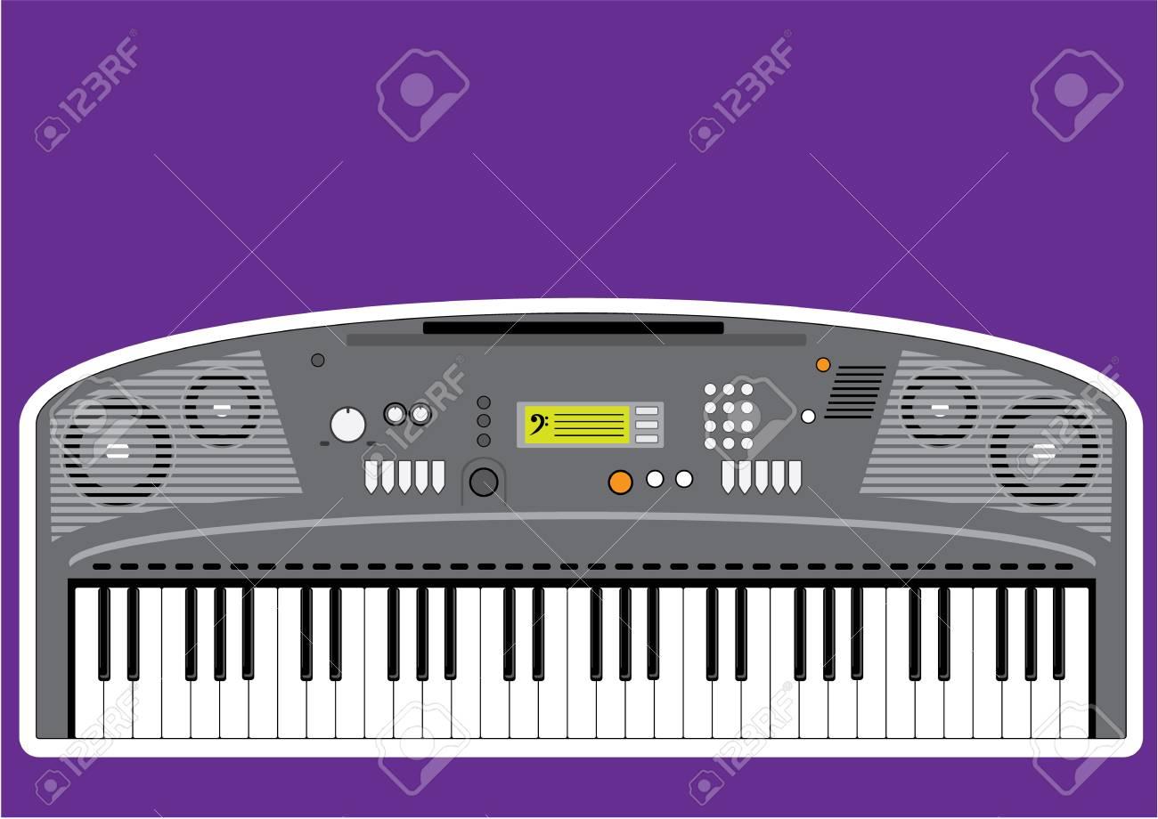 キーボード 音楽