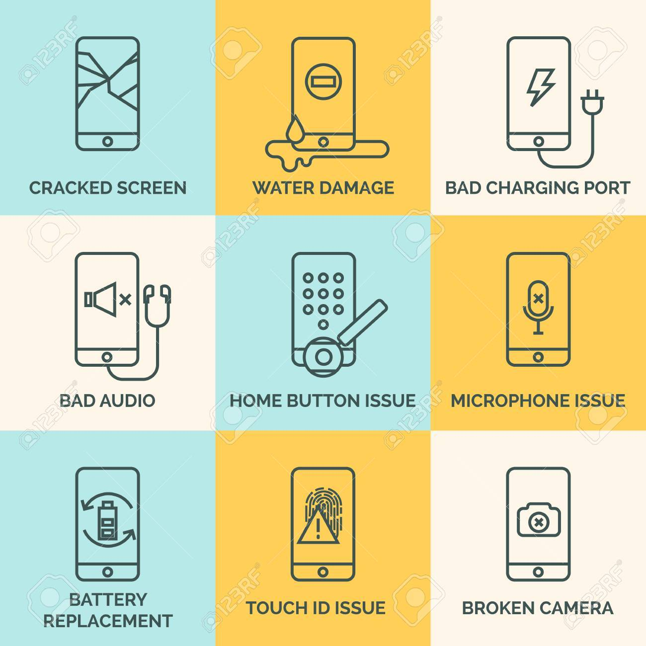 Diagram Of Phone Issues - Illustration Of Wiring Diagram •