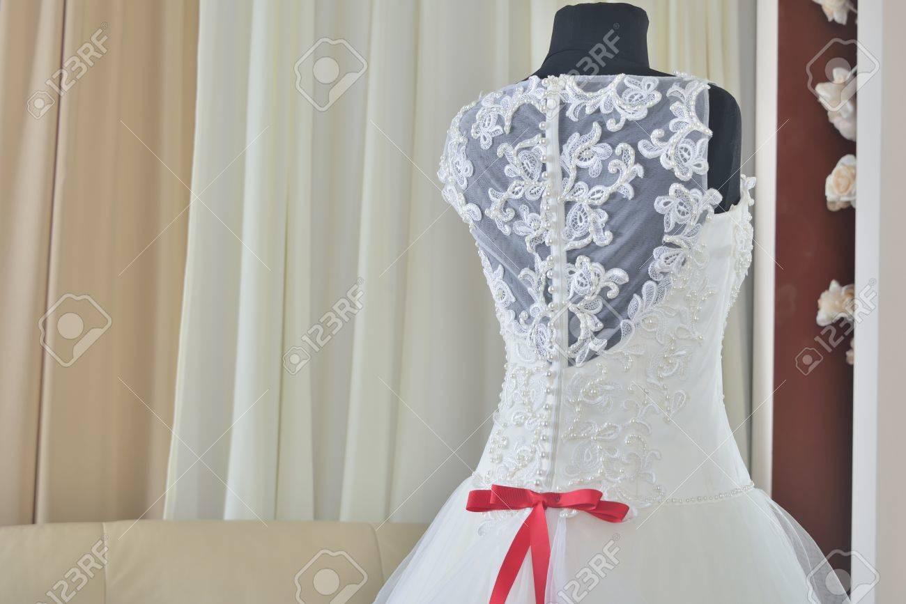 Y Rosa Con elección Marfil De Novia Del Vestido Lazo Corsé AqwHCSf