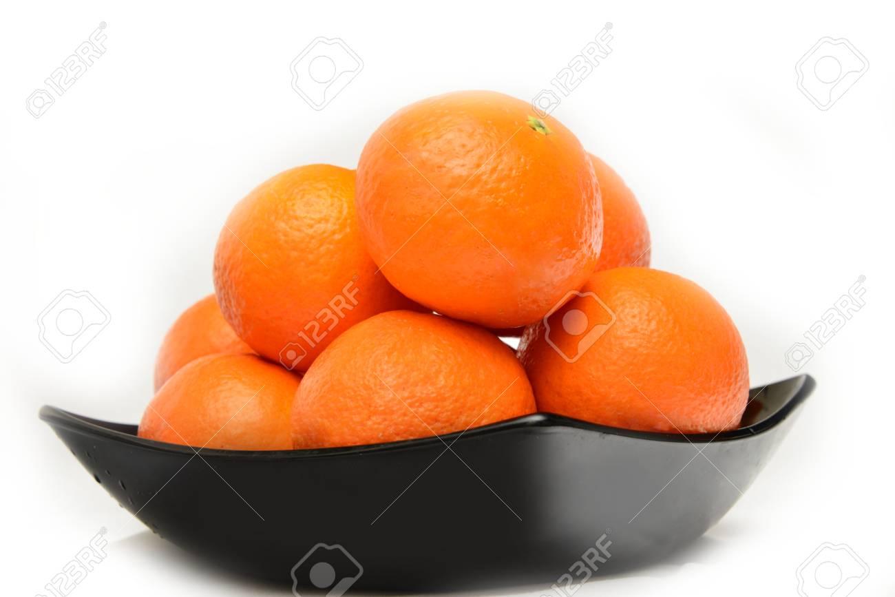 many fresh unrefined organic mandarin (tangerines) - 58950159