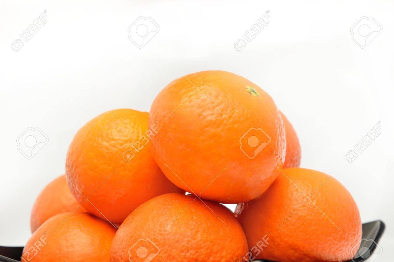 many fresh unrefined organic mandarin (tangerines) - 58948875
