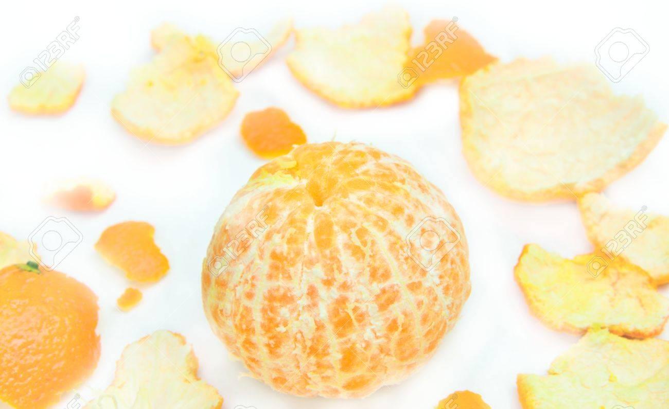 organic mandarin (tangerines) and zest - 58948876